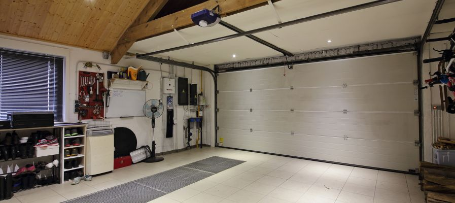 Prix d am nagement d un garage en pi ce vivre - Idee amenagement garage ...